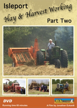 Isleport Hay & Harvest Working Part Two DVD